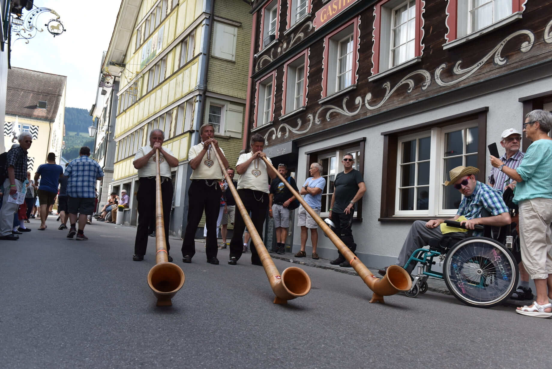 21. Appenzeller Ländlerfest, 2017
